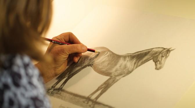 The Equine Sketcher