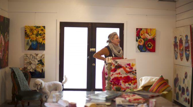 The vibrant world of Shani Alexander
