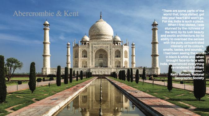 India Taj Mahal journey