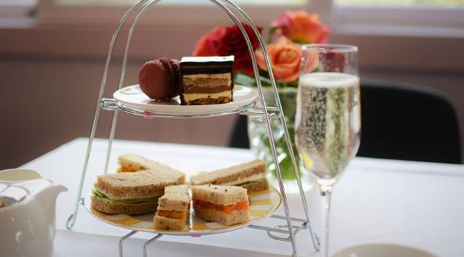 Music is key to ambience in High Tea experience