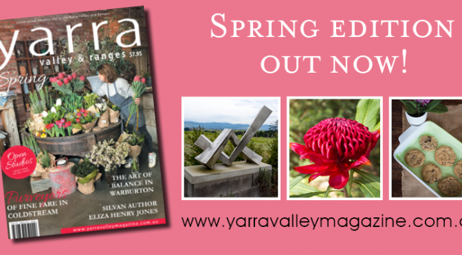 Spring Edition Out Now