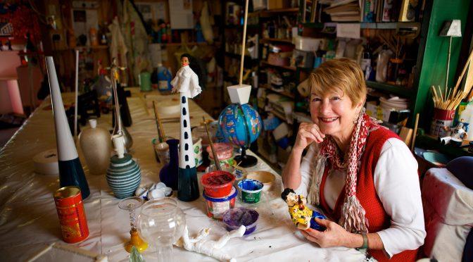 Meet Healesville artist Mim Kocher