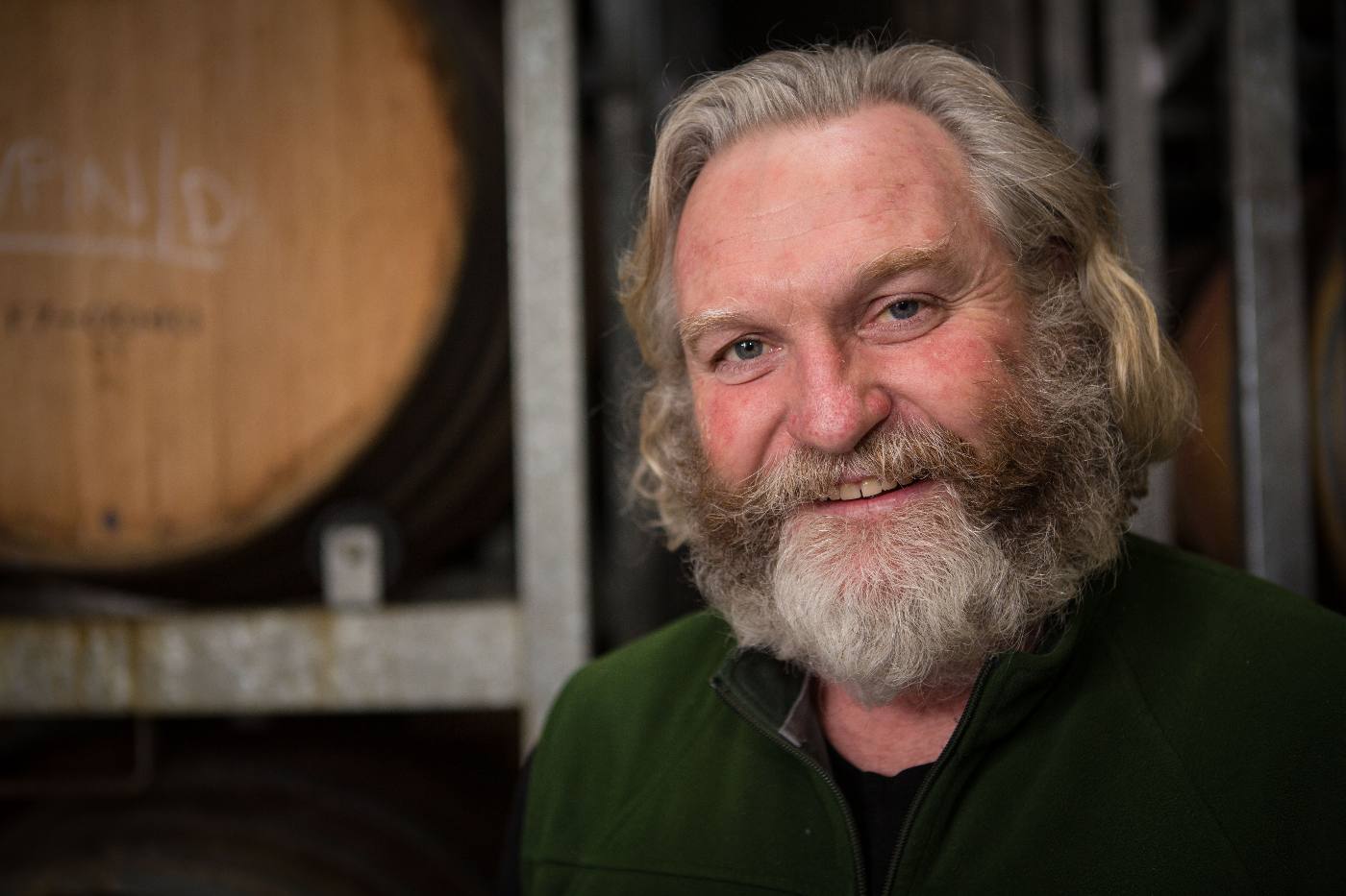 Oakridge Chief Winemaker David Bicknell